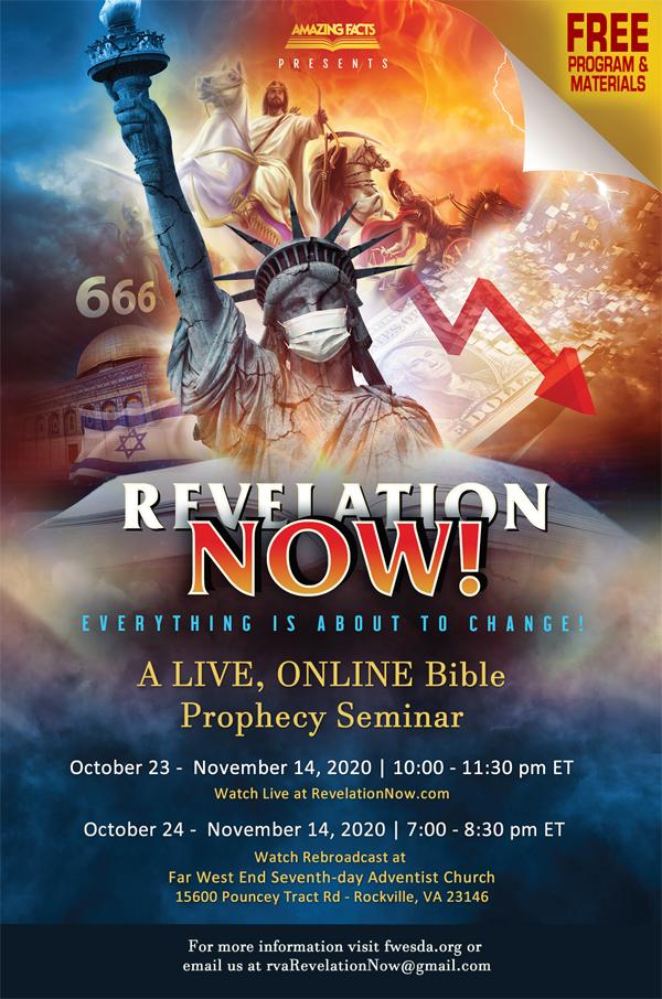 Revelation Now Seminar